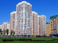 Казань, улица Адоратского, дом 1А. многоквартирный дом