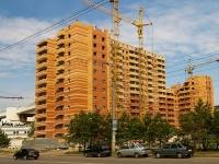 Kazan, Adoradsky st, house 4А. Apartment house