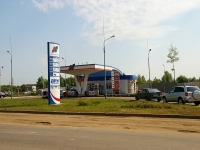 neighbour house: st. Gavrilov, house 10Б. fuel filling station