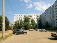 Kazan, Gavrilov st, house 16. Apartment house