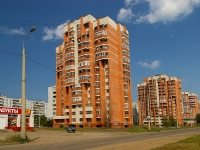 neighbour house: st. Gavrilov, house 18А. Apartment house