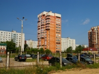 Kazan, Gavrilov st, house 20Б. Apartment house