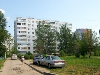 neighbour house: st. Gavrilov, house 24А. Apartment house