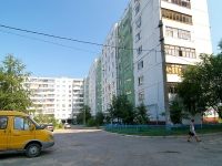 Kazan, Gavrilov st, house 28. Apartment house