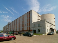 neighbour house: st. Gavrilov, house 44А. garage (parking)