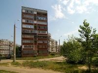 Kazan, Gavrilov st, house 52. Apartment house