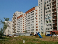 Kazan, Gavrilov st, house 56 к.4. Apartment house