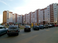 Kazan, Sibgat Khakim st, house 33. Apartment house