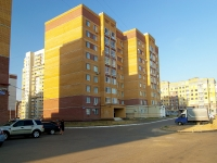 Kazan, Sibgat Khakim st, house 35. Apartment house