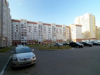 Kazan, Sibgat Khakim st, house 37. Apartment house