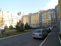 Kazan, Sibgat Khakim st, house 41. Apartment house