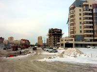 Казань, улица Сибгата Хакима, дом 3/СТР. строящееся здание