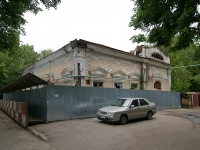 Kazan, Sanachin alley, house 3. vacant building