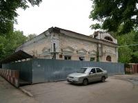 Казань, Саначина переулок, дом 3. неиспользуемое здание
