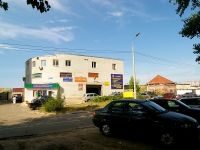 neighbour house: st. Akademik Lavrentiev, house 3А. multi-purpose building