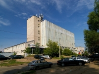 neighbour house: st. Akademik Lavrentiev, house 3. office building