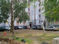 Казань, улица Академика Лаврентьева, дом 8А. многоквартирный дом