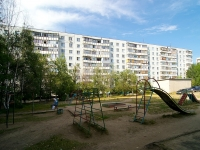 Kazan, Akademik Lavrentiev st, house 8. Apartment house