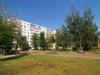 neighbour house: st. Akademik Lavrentiev, house 12. Apartment house