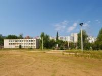Казань, школа №89, улица Академика Лаврентьева, дом 18А