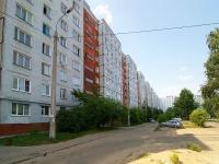 Казань, улица Академика Лаврентьева, дом 22. многоквартирный дом