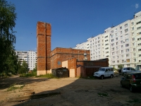 Казань, улица Академика Лаврентьева. многофункциональное здание