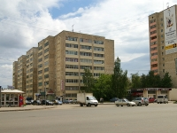 Kazan, Amirkhan Eniki st, house 2. Apartment house