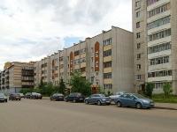 喀山市,  , house 6. 公寓楼