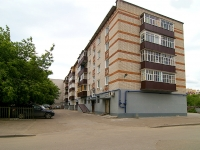 neighbour house: st. Agronomicheskaya, house 16. Apartment house