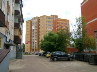 neighbour house: st. Agronomicheskaya, house 18. Apartment house