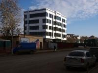 Казань, улица Агрономическая, дом 15/СТР. строящееся здание