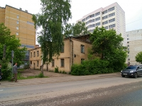 neighbour house: st. Zaslonov, house 1. Apartment house