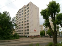 neighbour house: st. Zaslonov, house 2. Apartment house