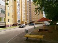 Kazan, Zaslonov st, house 17. Apartment house