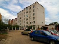 Kazan, Boynichaya st, house 3. Apartment house