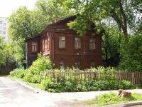 Kazan, st Khadi Atlasi, house 8. Private house