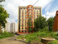 Kazan, st Khadi Atlasi, house 9. Apartment house