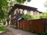 Kazan, st Khadi Atlasi, house 13. Private house