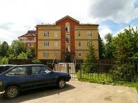 Kazan, st Khadi Atlasi, house 15. Apartment house