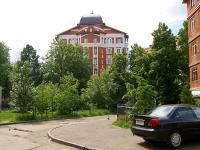 Kazan, st Khadi Atlasi, house 26. Apartment house