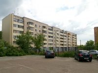 Kazan, Rabochey molodezhi st, house 9. Apartment house