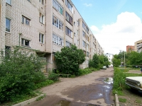 neighbour house: st. Masgut Latypov, house 36. Apartment house