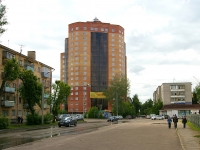 neighbour house: st. Tsentralnaya, house 39. building under construction жилой дом