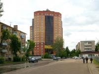 Казань, улица Центральная, дом 39. строящееся здание жилой дом