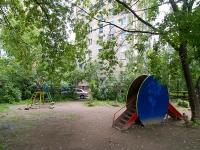 Казань, улица Пугачева, дом 45А. многоквартирный дом