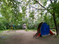 Kazan, Pugachev st, house 45А. Apartment house
