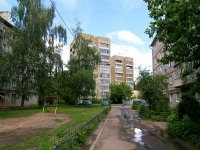 neighbour house: st. Pugachev, house 45. Apartment house