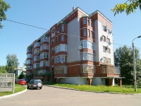 neighbour house: st. Akademik Korolev, house 30. Apartment house