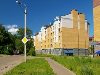 neighbour house: st. Akademik Korolev, house 36. Apartment house