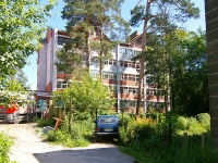 neighbour house: st. Akademik Korolev, house 71. Apartment house